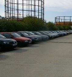 ELV are able to assist with vehicle storage